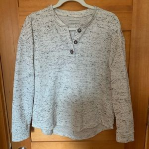 urban outfitters henley sweater